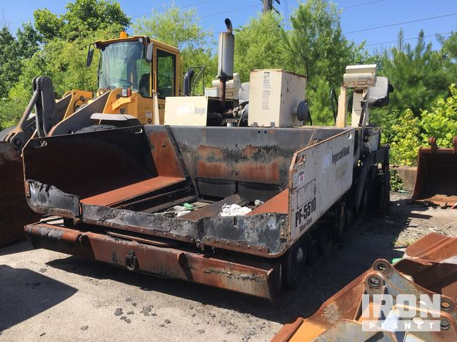 2005 Ingersoll-Rand/Blaw-Knox PF-5510 Asphalt Paver, Parts/Stationary Construction-Other