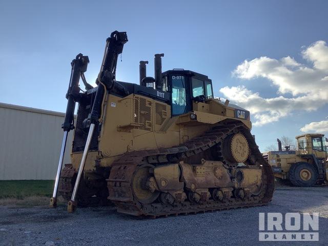 2011 Cat D11T Crawler Dozer, Crawler Tractor