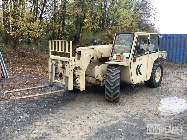 2014 Kalmar RT-022 Telehandler, Telescopic Forklift