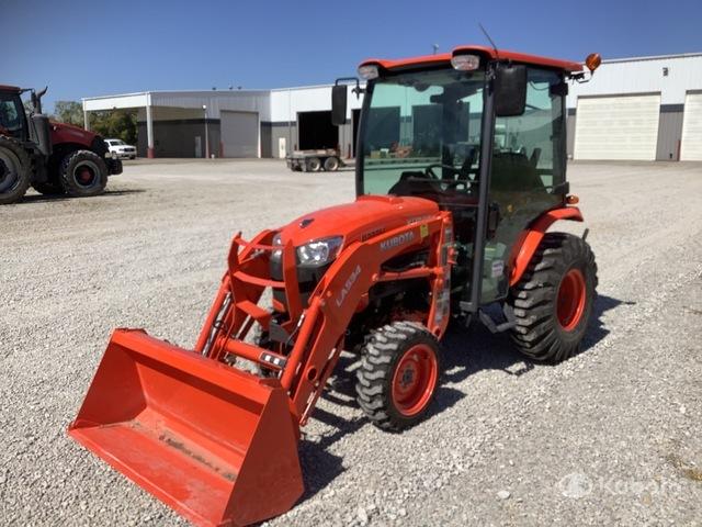 2019 (unverified) Kubota B3350HSD 4WD Tractor, MFWD Tractor