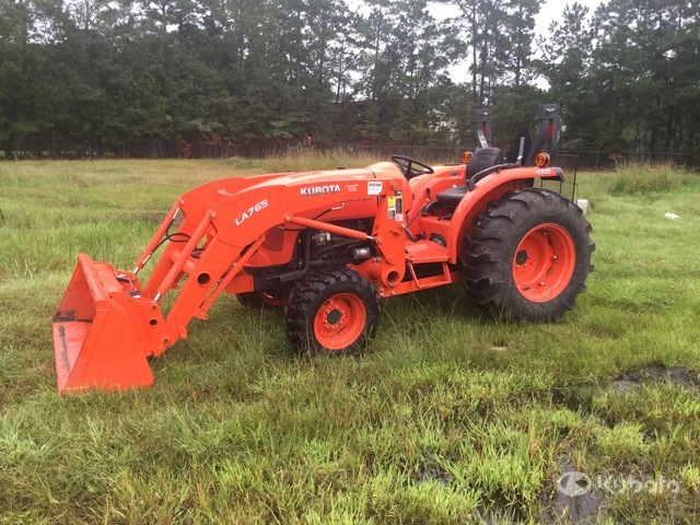 Kubota L4701D 4WD Tractor, MFWD Tractor