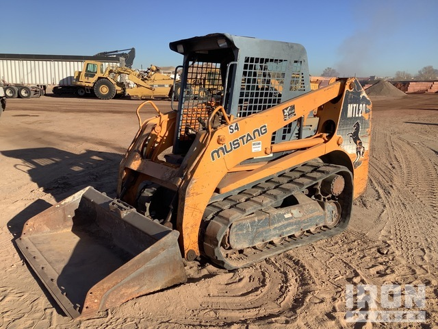 2006 (unverified) Mustang MTL20 Compact Track Loader, Compact Track Loader