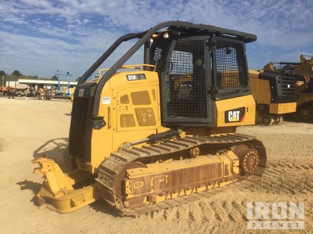 2018 Cat D5K2 XL Crawler Dozer, Crawler Tractor