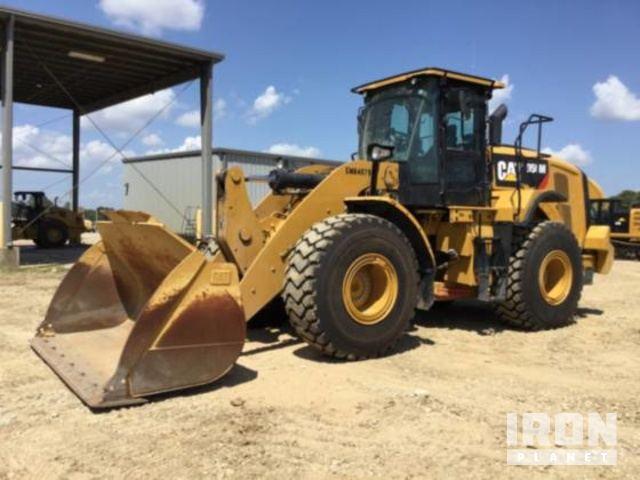 2018 Cat 950M Wheel Loader, Wheel Loader