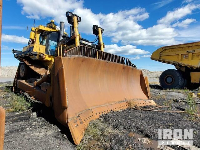 2008 Cat D10T Crawler Dozer, Crawler Tractor