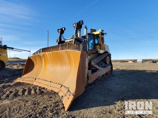 2011 Cat D10T Crawler Dozer, Crawler Tractor