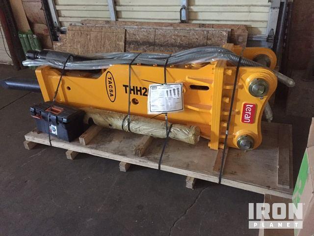 Tacsa Hydraulic Breaker - Fits Cat 325 - Unused, Breaker