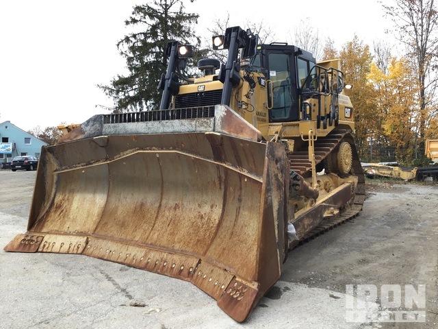 2017 Cat D9T Crawler Dozer, Crawler Tractor