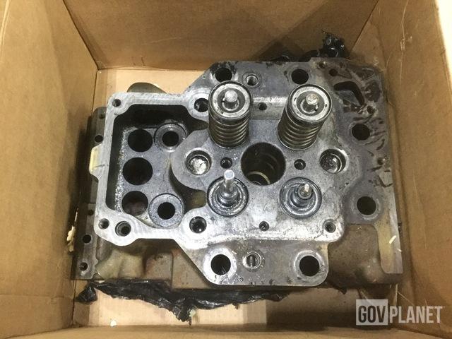 (2) Cat 145-3216 Cylinder Heads, Engine