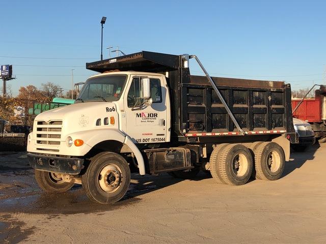 2000 Sterling LT7500 6x4 T/A Dump Truck