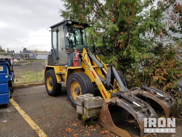 Gehl 521 Wheel Loader, Parts/Stationary Construction-Other