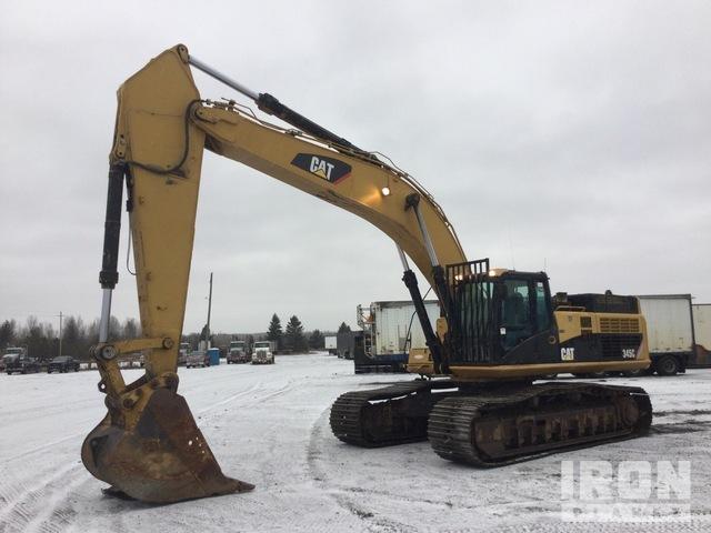 2006 Cat 345CL Track Excavator, Hydraulic Excavator