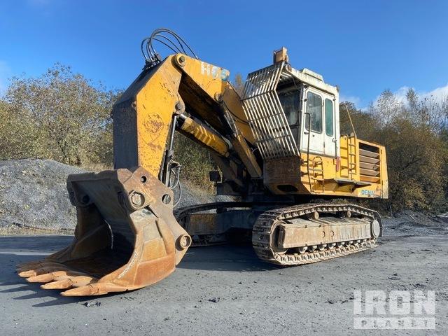Demag H65 Front Shovel, Front Shovel