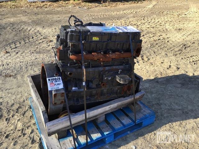 Cat C7 Diesel Engine, Engine