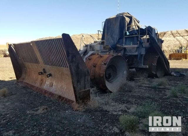 2007 (unverified) Cat 836H Landfill Compactor, Parts/Stationary Construction-Other