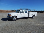 Click image for details on this 1995 Ford F-350 XLT Crew Cab