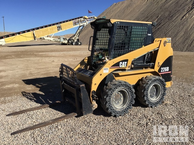 Cat 226B Skid Steer Loader, Skid Steer Loader