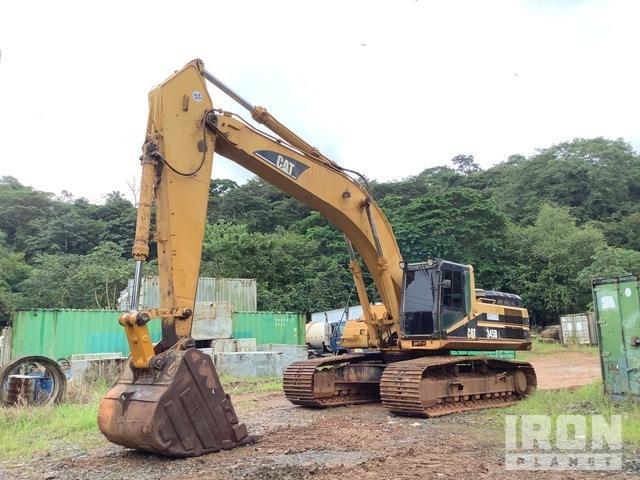 2005 Cat 345BL Series II Track Excavator, Hydraulic Excavator