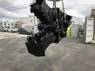Demolition & Recycling Attachments