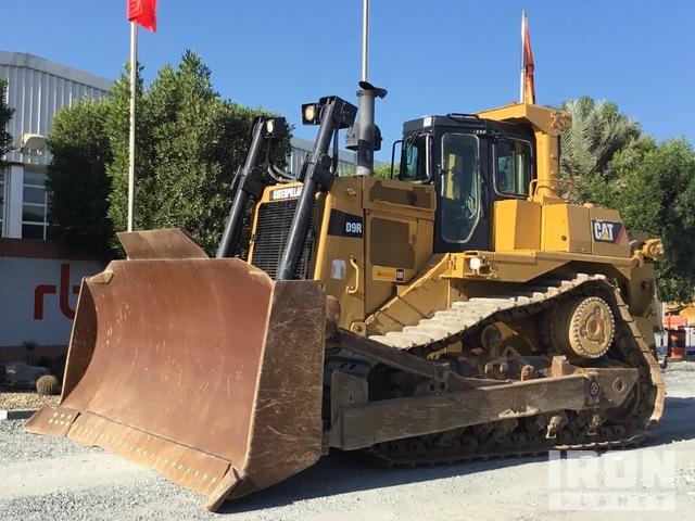 2015 Cat D9R Crawler Dozer, Crawler Tractor