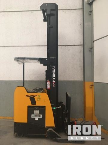 2019 Hyundai 15BRP-9 Electric Forklift, Electric Forklift