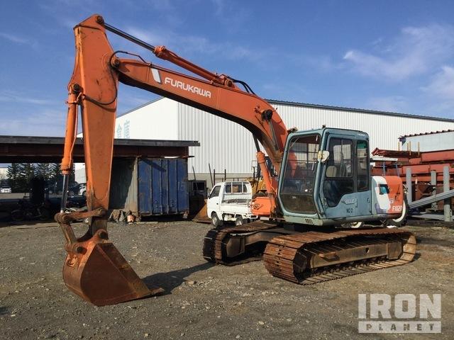 1994 年 Hitachi FX120-3 Track Excavator, Hydraulic Excavator