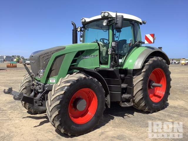 2012 Fendt 828 Vario 4WD Tractor, MFWD Tractor