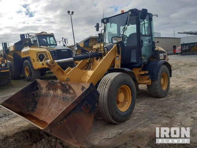 2011 Cat 908H Wheel Loader, Wheel Loader