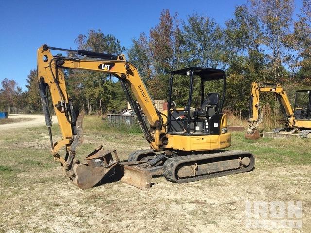 2015 Cat 305E2 CR Mini Excavator, Mini Excavator (1 - 4.9 Tons)