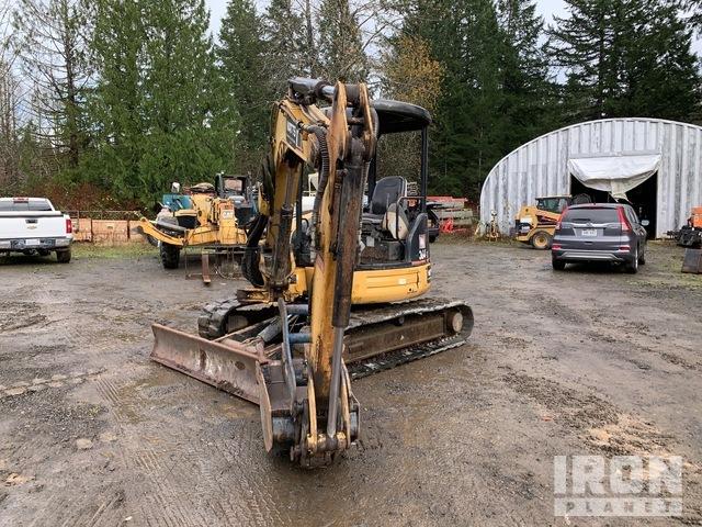 2011 (unverified) Cat 304 CR Mini Excavator, Mini Excavator (1 - 4.9 Tons)