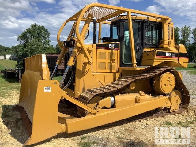 Cat D6R XL Series III Crawler Dozer, Crawler Tractor