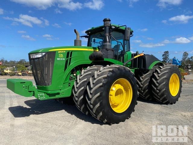 2018 John Deere 9520R Articulated Tractor, 4WD Tractor