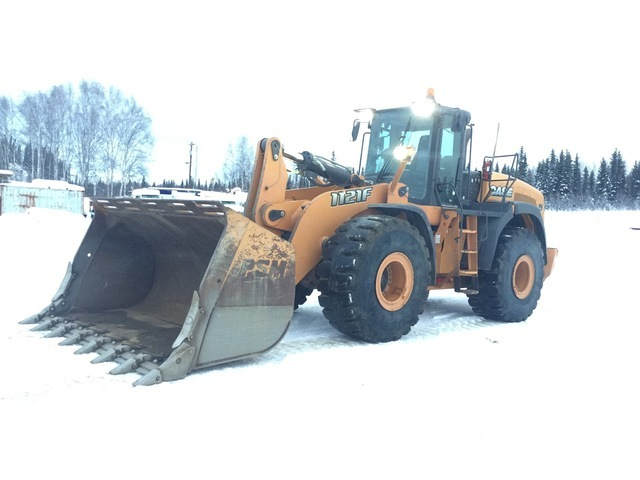 2014 (unverified) Case 1121F Wheel Loader, Wheel Loader