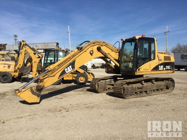 2005 (unverified) Cat 315CL Track Excavator, Parts/Stationary Construction-Other