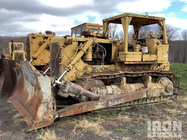 Cat D7E Crawler Dozer, Crawler Tractor