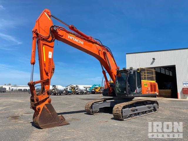 2012 Hitachi ZX330LC-3 Track Excavator, Hydraulic Excavator