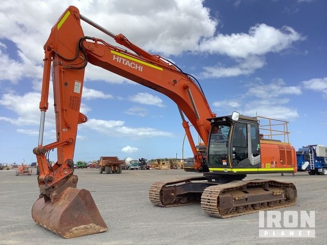 2013 Hitachi ZX330LC-3 Track Excavator, Hydraulic Excavator