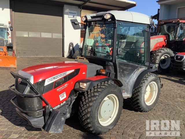 2018 Valpadana 90105 AR 4WD Tractor, MFWD Tractor