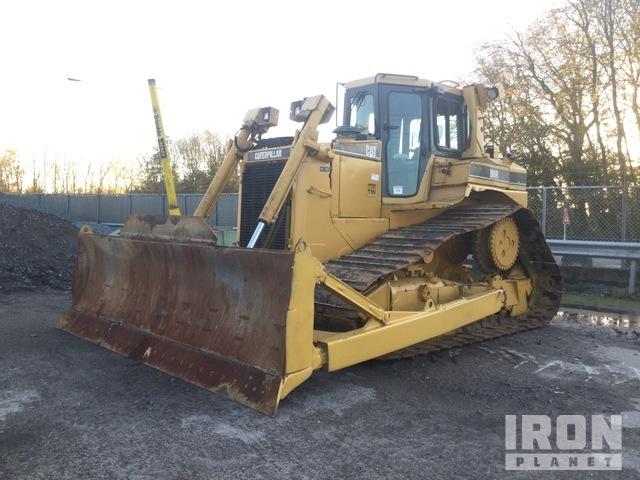 2007 Cat D6R III LGP Crawler Dozer, Crawler Tractor