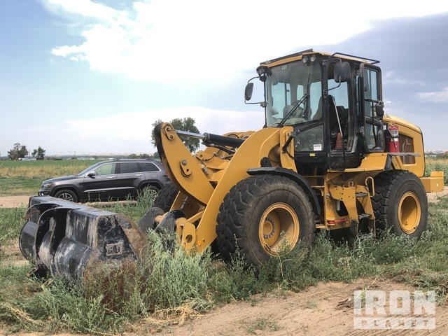 2015 Cat 924K Wheel Loader, Parts/Stationary Construction-Other