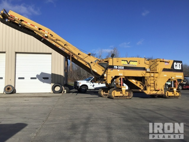 2004 (unverified) Cat PM-565B Tracked Cold Planer, Cold Planer