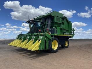 Cotton Equipment