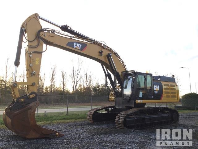 2016 Cat 352F Track Excavator, Hydraulic Excavator