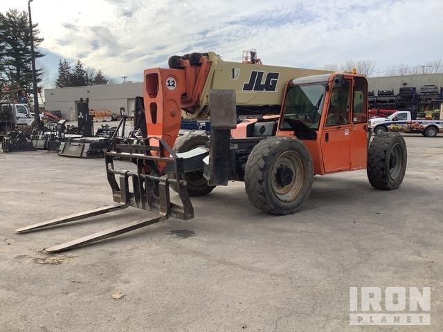 2012 (unverified) JLG G12-55A 4x4x4 12000 lb. Telehandler, Telescopic Forklift