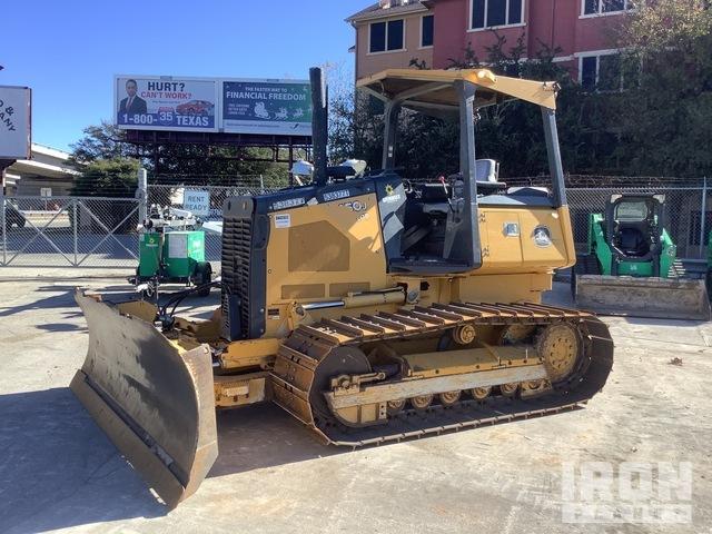 2013 (unverified) John Deere 450JLGP Crawler Dozer, Crawler Tractor