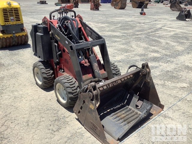 Toro Mini Wheel Loader, Wheel Loader
