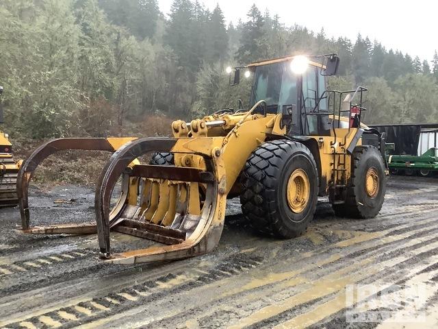 Cat 980G Wheel Loader, Wheel Loader