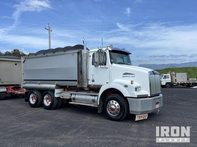 2014 Western Star 5800SS 6x4 Tipper Truck, Dump Truck (T/A)