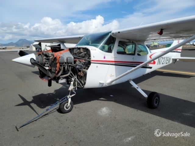 1977 Cessna 172N Plane, Aircraft