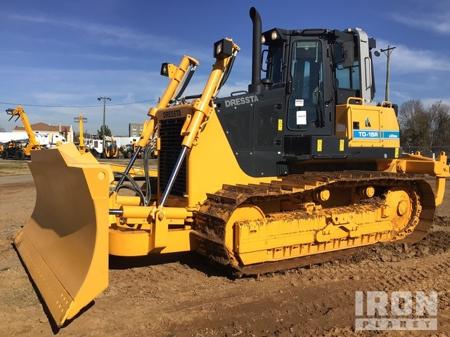 2018 Dressta TD-15R Extra Crawler Dozer, Crawler Tractor